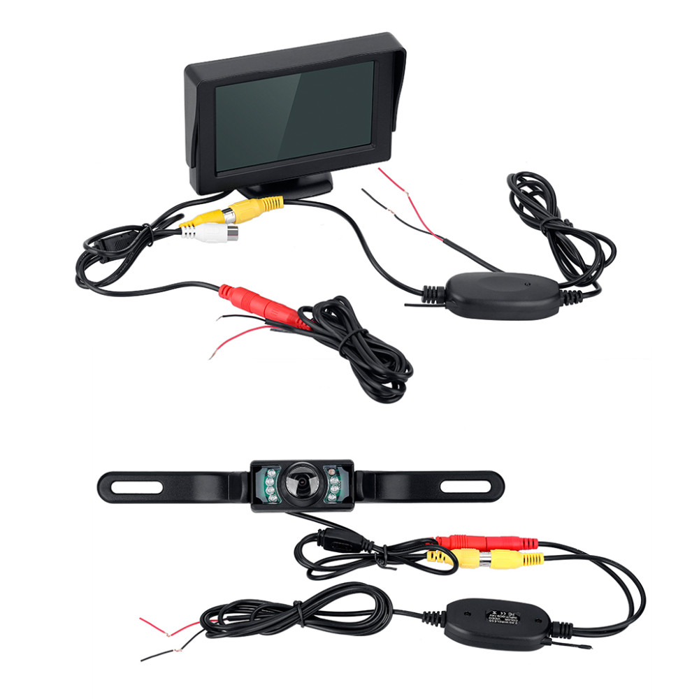 magellan backup camera wiring diagram 4.3