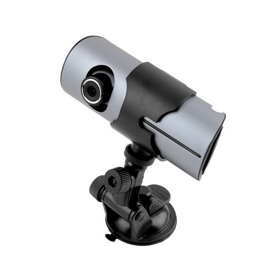 2.7 Inch Vehicle-mounted Car Dvr Dul Lens Camera Front 140 Degree With Gps Logger Synchronous Recording X3000 R300 Dash Cams Car Video Surveillance Car Electronics